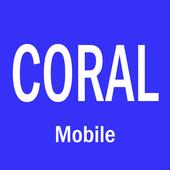 Coral Mobile icon