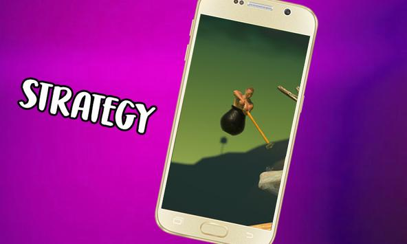 Getting Over It Strategy poster