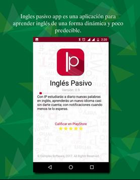 Inglés diario - Aprende Inglés Gratis apk screenshot