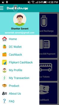 Cashback Coupon Shop Recharge. apk screenshot