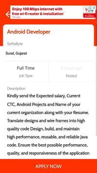 Job Finder screenshot 2