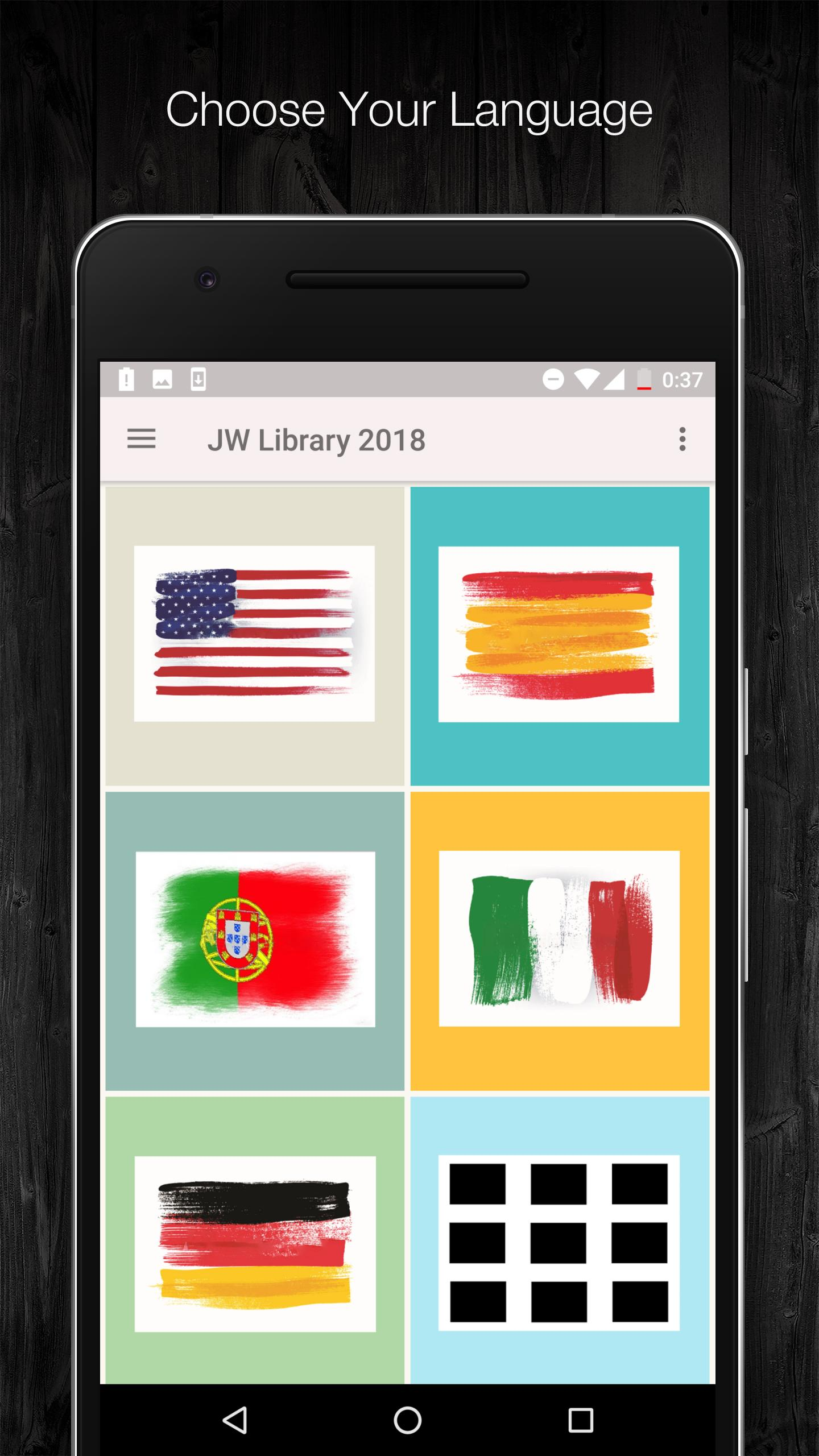 JW Library 2018 for Android - APK Download
