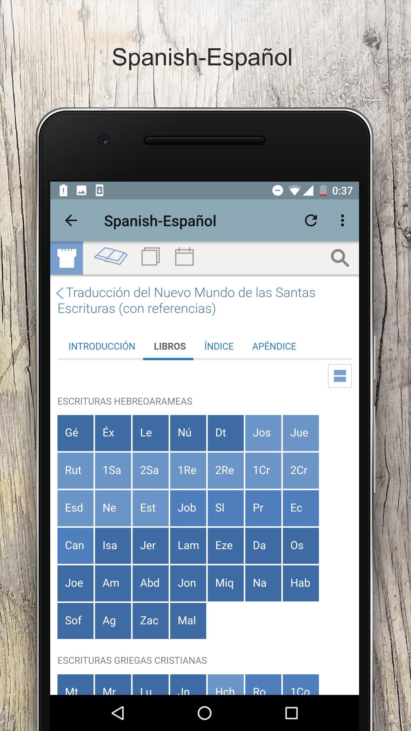 JW Library 2018 pour Android - Téléchargez l'APK