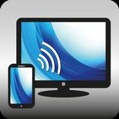 Wifi Screen Stream Mirroring icon