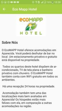 ECOMAPP HOTEL poster