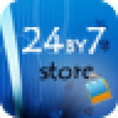 24By7Store icon