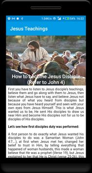 Jesus Teachings screenshot 3