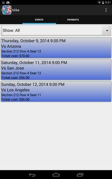 Who's Going? apk screenshot