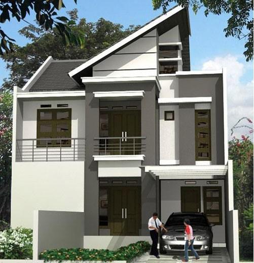 500 Model Rumah Minimalis 2 Lantai For Android Apk Download