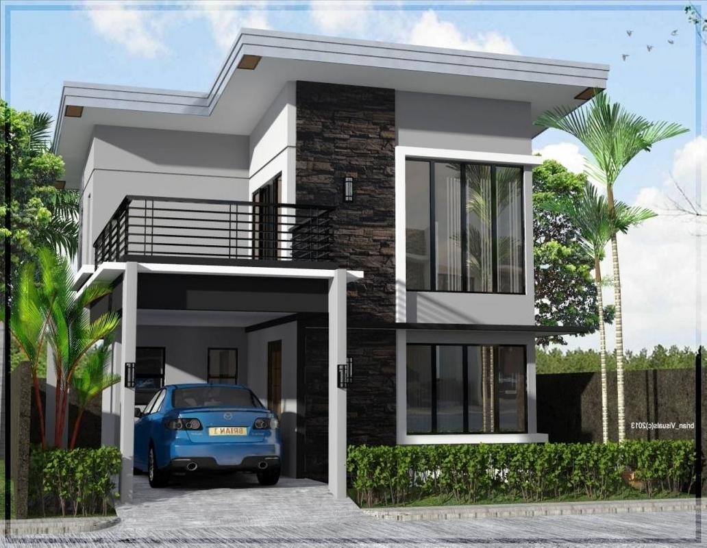 300 Model Rumah Minimalis 2 Lantai For Android APK Download