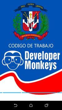 Código Laboral Dominicano poster