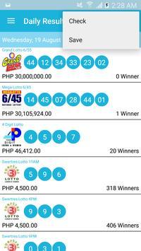 Lotto.PH apk screenshot
