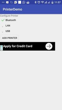 Test  Any Printer with ESC/POS cmds From Mobile screenshot 1