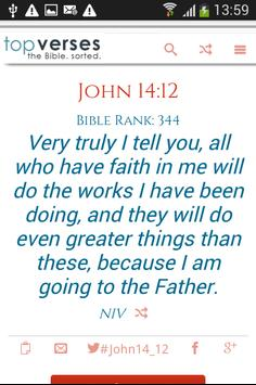 KJV-Bible apk screenshot