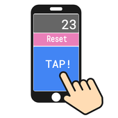 Tap Count icon