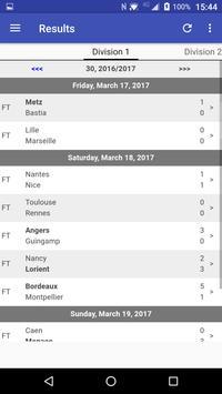 French Football Explorer screenshot 2