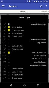 French Football Explorer screenshot 3