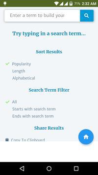 Domain Name Finder screenshot 2