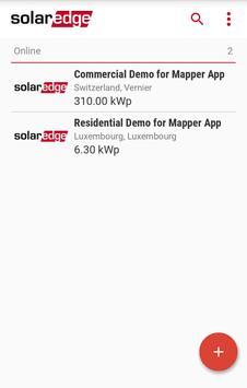 SolarEdge Site Mapper poster