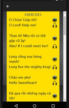 Vietnamese to English Speaking screenshot 9