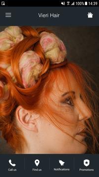 Vieri Hair poster