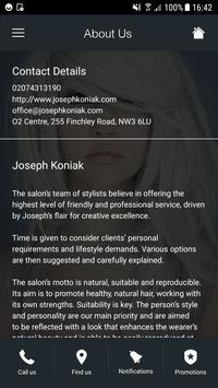 Joseph Koniak screenshot 1
