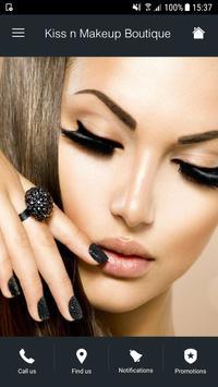 Kiss n Makeup Boutique poster