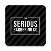 Serious Barbering Co icon