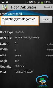 Roof Calculator screenshot 4