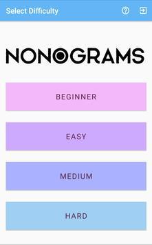Nonograms poster