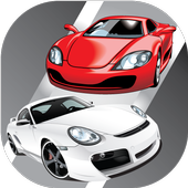 Match 3 Cars - FREE Match 3 Puzzle Game icon