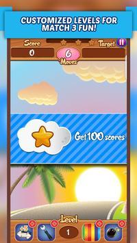 Match 3 Cars - FREE Match 3 Puzzle Game apk screenshot