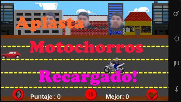 Aplasta Moto Chorros poster