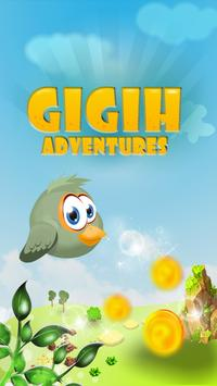 Gigih Adventures poster