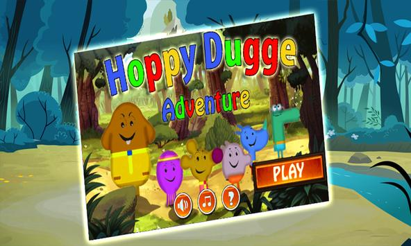 Adventure Hoppy Dugge poster