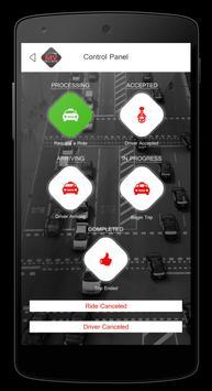 My ride - passenger apk screenshot