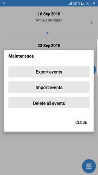 Chile Calendar 2018 and 2019 apk screenshot