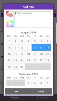 Chile Calendar 2018 apk screenshot