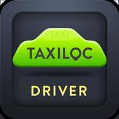 Taxiloc Driver icon