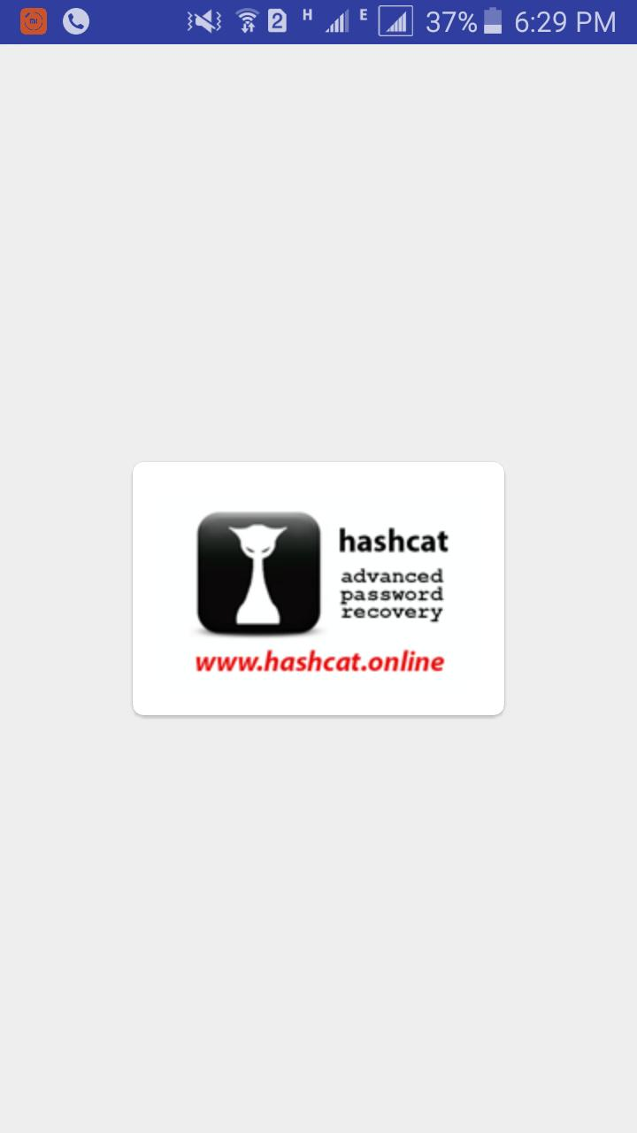 HashCat Online Password Recovery for Android - APK Download