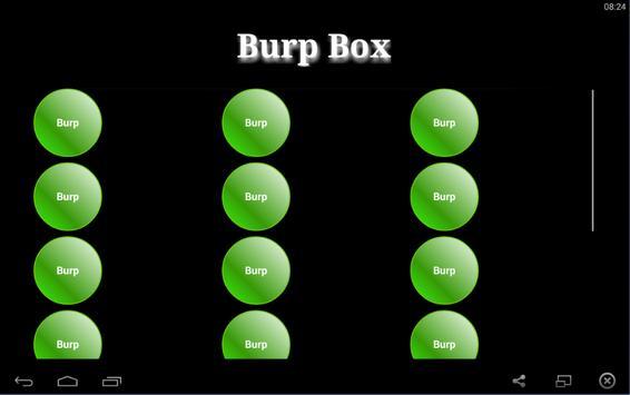 Burp Box - sound box free apk screenshot