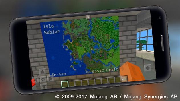 Jurassic Craft World screenshot 12