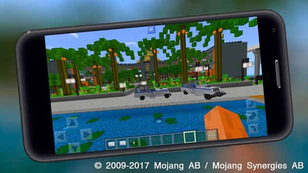 Jurassic Craft World screenshot 25