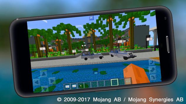 Jurassic Craft World screenshot 4