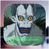 Fake Call From Ryoko icon