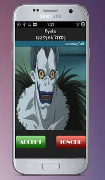 Fake Call From Ryoko poster
