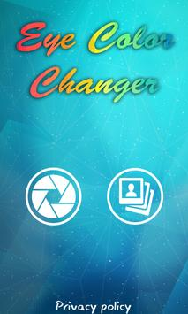 Eye Color Changer Pro poster