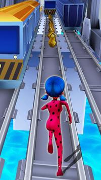 LadyBug Subway Run screenshot 1