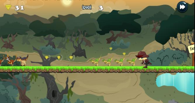 Dinosaur Park Adventure screenshot 3