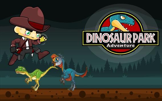 Dinosaur Park Adventure poster